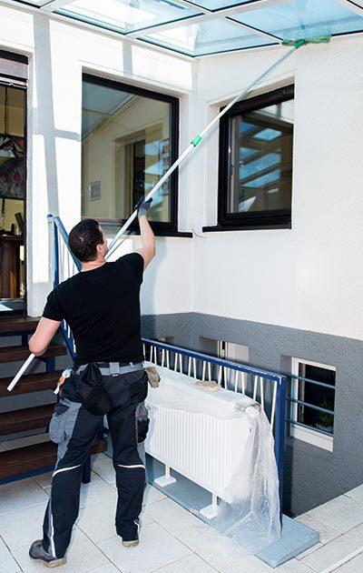 Fensterreinigung Augsburg, Nova Gebäudereinigung